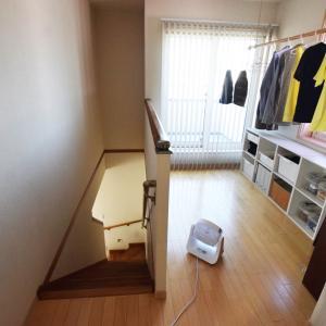 【一条工務店・間取り】「365日部屋干し!」ホスクリーンの洗濯物干し専用スペースを10年使って分かったこと