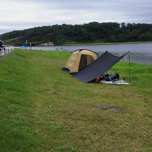 またまた長節湖キャンプ場