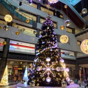 都会で過ごすクリスマス @大阪・梅田