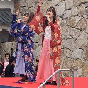 尼崎城が、できた