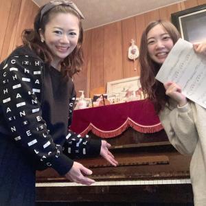 ピアノ合わせ♪