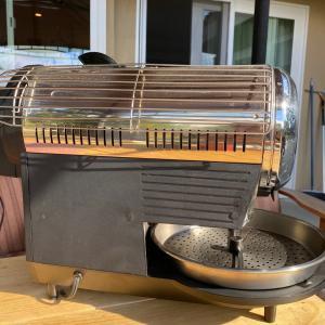 お土産のコーヒー豆自家製ロースト