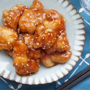 我が家の大人気メニューやみつき甘辛チキン#混ぜて焼くだけ#鶏肉#から揚げ#お弁当