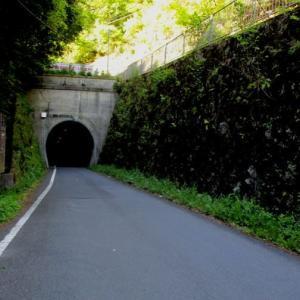 何だ!?このトンネルは!?