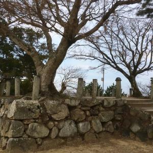 松坂城 〜金の間櫓跡〜