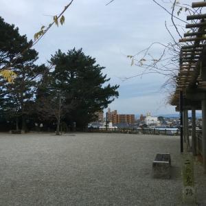 松坂城 〜二の丸跡〜