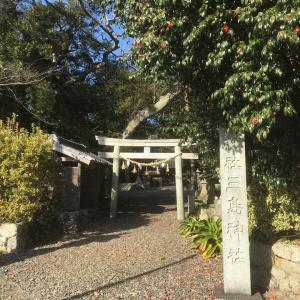 和地城(三河国)〜三島神社〜