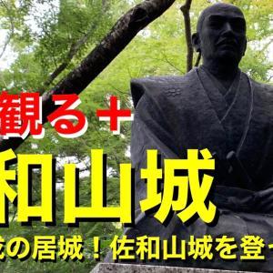 【城を観る+】《佐和山城》2020 〜石田三成の居城!佐和山城を登って観る〜