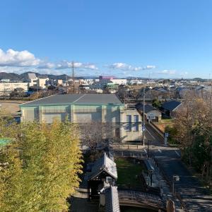 小口城(尾張国)〜模擬物見櫓から望む〜
