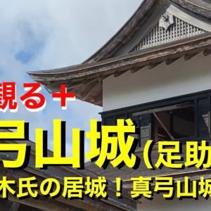 【城を観る+】《真弓山城(足助城)》2020 〜足助鈴木氏の居城!真弓山城を観る〜
