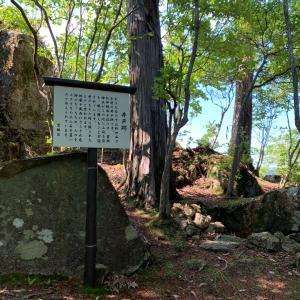 曾根城(つつじ城)〜井戸跡〜