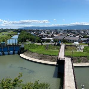 墨俣城 〜太閤出世橋〜