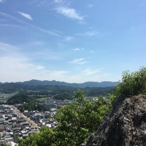 関城(美濃国)〜関城から望む〜