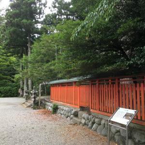 北畠氏館(北畠神社)〜入口跡〜