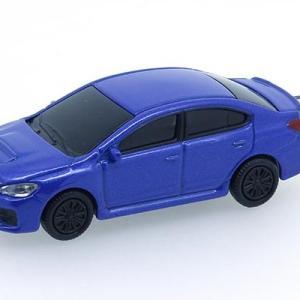 WRXをリアルに再現したミニカー型のUSBメモリが新登場