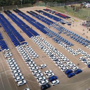 1100台以上のWRXが集結!「WRXファンミーティング2019」公式動画公開