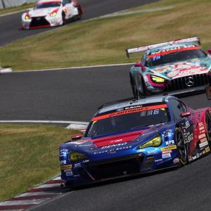 SUPER GT第3戦、「SUBARU BRZ GT300」は決勝4位フィニッシュ