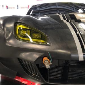 「NEW  BRZ GT300 始動」!?新型BRZがサーキットを走る!