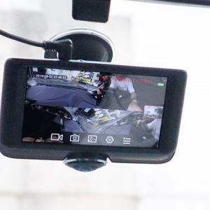 あおり運転対策の切り札!?360度撮影可能なドライブレコーダーが欲しい