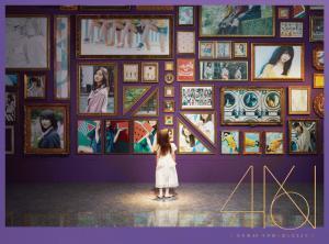 乃木坂46 23rdシングル「Sing Out!」6/2の売上げは17,159枚!1,004,012枚でミリオン突破!