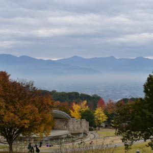 昇仙峡とフルーツ公園