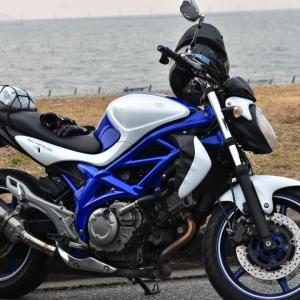 大寒波とバイク
