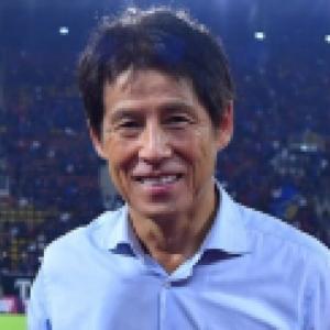 タイ代表西野監督の活躍とアジア2次予選の混沌化。