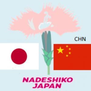 なでしこ、岩淵のハットトリックで中国に快勝。 日本3-0中国。