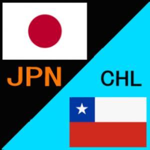 なでしこ、辛うじてグループリーグを突破。 日本1-0チリ。