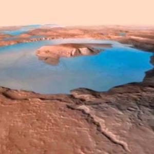かつての火星の水質