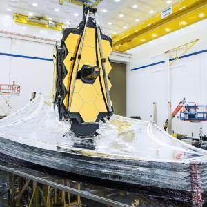 NASAが打ち上げる最大の宇宙望遠鏡