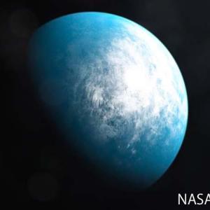 NASAが生命移住可能領域に系外惑星を発見