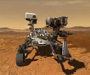 NASAの新しい火星探査車に命名