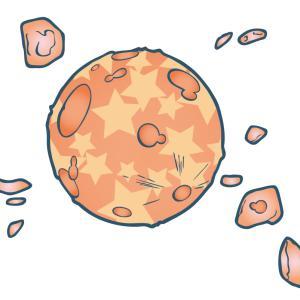 小惑星 再び地球接近