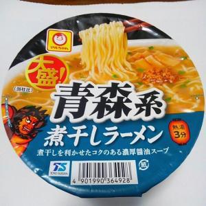 マルちゃん(東洋水産) 大盛!青森系煮干しラーメン