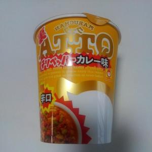 マルちゃん(東洋水産)MARUCHAN QTTA裏 チリペッパーカレー味