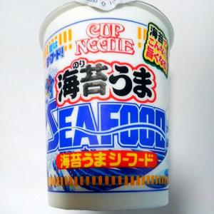 日清 カップヌードル 海苔うまシーフード ビッグ