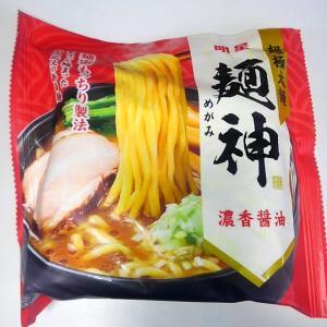 明星 麺神 濃香醤油