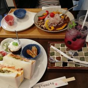 gallery cafe & zakka SAKURA でランチ