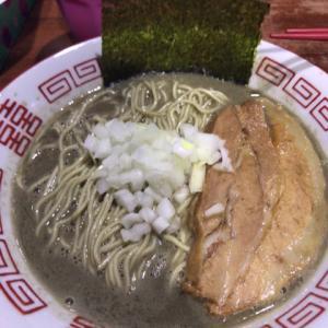 黒美ノートNo.18 麺や 而今