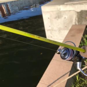 鱒レンジャーでハゼ釣り