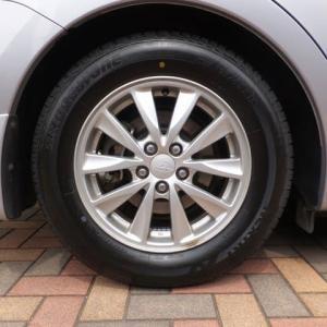 タイヤ交換2019