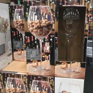 ワイングラスのインテリア購入