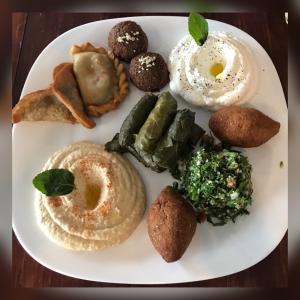 レバノン料理 BEIRUTで!