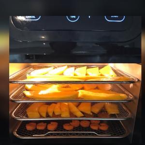 ドライマンゴー作り/メルカドリブレの配達日に驚愕(笑)