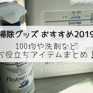 《掃除グッズ おすすめ2019》100均や洗剤などお役立ちアイテムまとめ!
