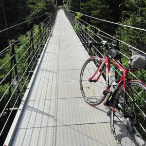 「道志みち~山中湖」往復サイクリング」は四年前だった