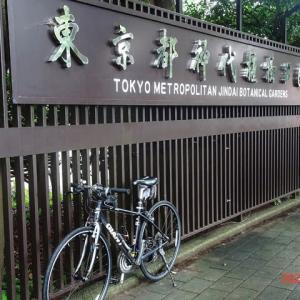 神代植物公園~深大寺蕎麦ポタ
