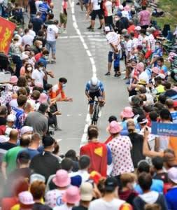 ツ-ル・ド・フランス2020(第20ステージ)