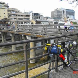 東海道五十三次自転車旅(思い出)